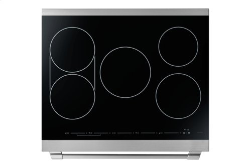 "30"" Heritage Induction Pro Range, Color Match, Canada"