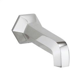 Waldorf Tub Spout - Polished Nickel