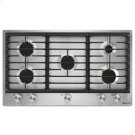 """Euro-Style 36"""" 5-Burner Gas Cooktop Product Image"""