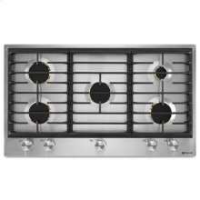 """Euro-Style 36"""" 5-Burner Gas Cooktop"""