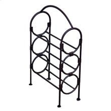 3 Bottle Wine Rack
