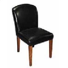 Louise Black Parson Dining Chair