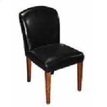 Louise Black Parson Dining Chair