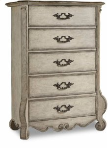 Chatelet Five-Drawer Chest