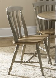 Slat Back Side Chair Product Image