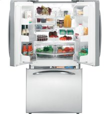 GE Profile™ 22.2 Cu. Ft. Refrigerator with External Dispenser