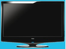 """47"""" LCD High Definition Television"""