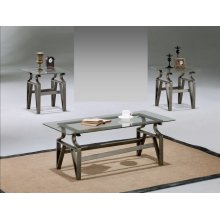Triad Cocktail Table Set