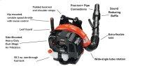 ECHO PB-760LNH Powerful Backpack Leaf Blower
