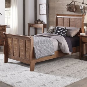 LIBERTY FURNITURE INDUSTRIESTwin Sleigh Bed