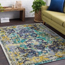 "Silk Road SKR-2302 7'10"" x 10'3"""