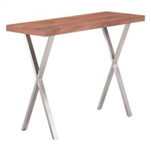 Renmen Console Table Walnut