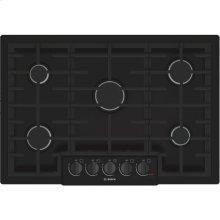 "30"" Gas Cooktop 800 Series - Black (Scratch & Dent)"