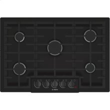 "30"" Gas Cooktop 800 Series - Black (Scratch & Dent)"