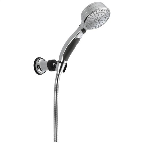 Chrome ActivTouch ® 9-Setting Adjustable Wall Mount Hand Shower