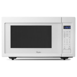 Whirlpool 1.6 Cu. Ft. Countertop Microwave With 1,200 Watts Cooking Power