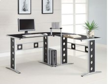 3pc Computer Desk Set