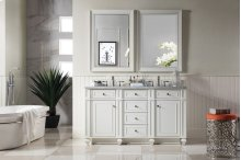 "Bristol 60"" Double Bathroom Vanity"