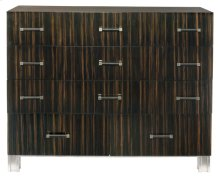 Hartwell Tall Chest in Tuxedo