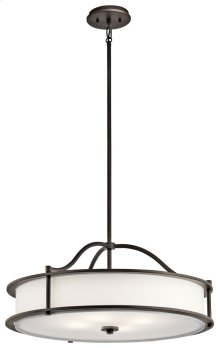 Emory 3 Light Convertible Pendant Olde Bronze®
