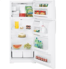 GE® ENERGY STAR® 18.1 Cu. Ft. Top-Freezer Refrigerator