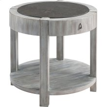 Jule Round End Table