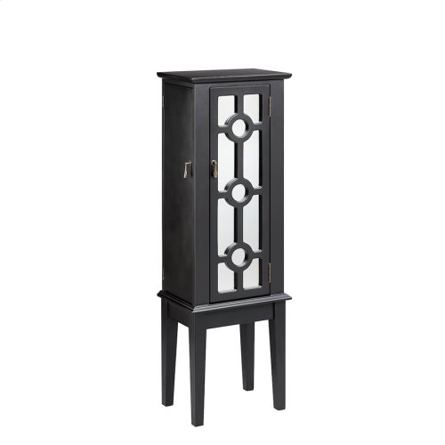 Hines Mirrored Jewelry Armoire
