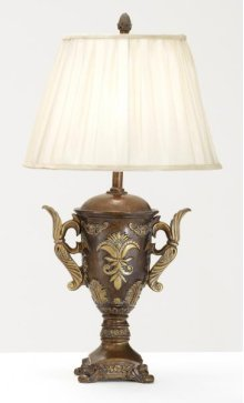 Weathered Bronze Lamp