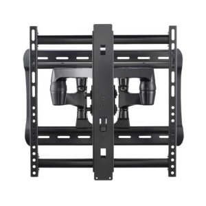 "SanusBlack Full-Motion Wall Mount Dual extension arms for 42"" - 90"" flat-panel TVs - extends 28"" / 71.12 cm"