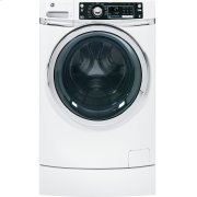 GE® ENERGY STAR® 4.5 DOE cu. ft. capacity RightHeight Design Front Load washer Product Image