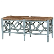 Chinois Bench w/ Cushion - OCB