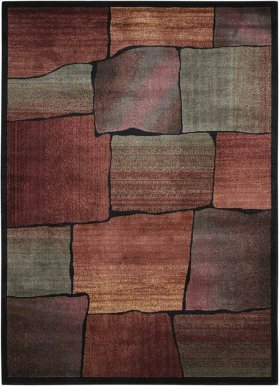 EXPRESSIONS XP05 MTC RECTANGLE RUG 5'3'' x 7'5''