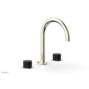 BASIC II Widespread Faucet 230-03 - Burnished Nickel