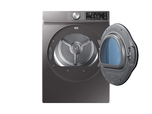 """DVE6850 4.0 cu. ft. 24"""" Electric Dryer with Smart Care (2018)"""