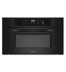 24'', 1000-Watt Built-In Microwave, Architect® Series II - Black