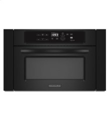 24'', 1000-Watt Built-In Microwave, Architect® Series II - Black
