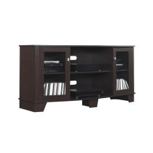 """The La Salle TV Stand for TVs up to 65"""" or up to 135 lbs. in an Oak Espress..."""