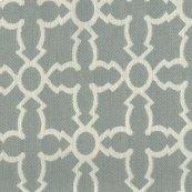 Plaza Turquoise Fabric