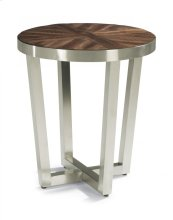 Axis Chairside Table