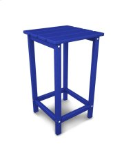 """Pacific Blue 26"""" Counter Side Table Product Image"""