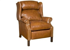 George Leather Recliner