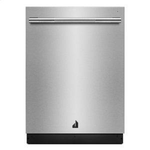 "Jenn-AirRISE 24"" TriFecta Dishwasher, 38 dBA"