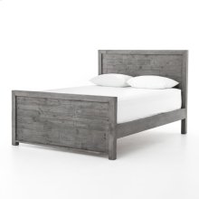 Caminito Queen Bed-washed Grey