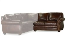 Sterling RAF Stationary Loveseat 8-Way Tie