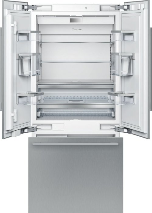 """36"""" Built in French Door Bottom Freezer T36IT900NP"""