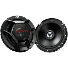 "drvn DR Series Shallow-Mount Coaxial Speakers (6.5"", 300 Watts Max, 2 Way)"