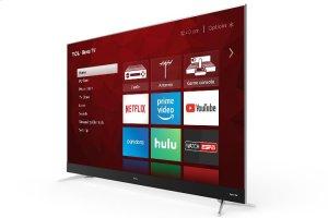 "TCL 65"" Class C8-Series 4K UHD Dolby Vision HDR Roku Smart TV - 65C807"