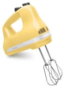 5-Speed Ultra Power Hand Mixer - Majestic Yellow