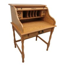 "32"" Mini Roll Top Desk"