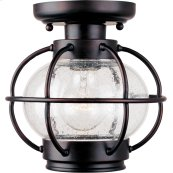 Portsmouth 1-Light Outdoor Ceiling Mount